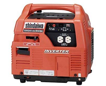 インバータ発電機 IEG900BG